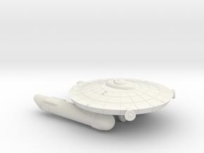 3788 Scale Federation Scout Frigate (FFS) WEM in White Natural Versatile Plastic