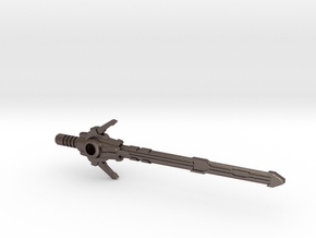 Megatron's Energon Sword (3mm, 4mm & 5mm grips) in Polished Bronzed-Silver Steel: Small