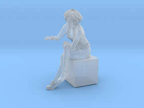 Printle C Femme 1367 - 1/87 - wob in Smooth Fine Detail Plastic
