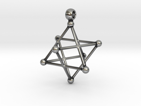 ATOM in Antique Silver