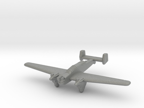 KI-1 Medium Bomber in Gray Professional Plastic