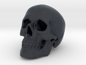 Skull 30 mm in Black PA12