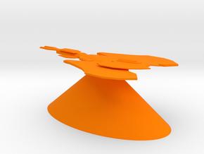 Cardassian Union - Ravinok in Orange Processed Versatile Plastic