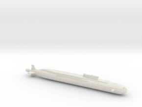 Proj-955 Borei  - 2400 in White Natural Versatile Plastic