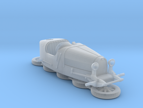 Bugatti 35 1925 - Ho 1:87 in Smooth Fine Detail Plastic