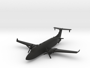 Beechcraft 1900D in Black Natural Versatile Plastic