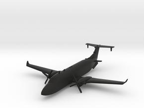 Beechcraft 1900D in Black Natural Versatile Plastic