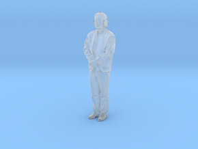 Printle C Homme 2042 - 1/87 - wob in Smooth Fine Detail Plastic