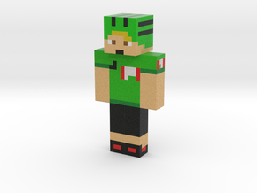zuul4242 | Minecraft toy in Natural Full Color Sandstone