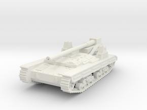 Semovente DA149 40 1:100 in White Natural Versatile Plastic
