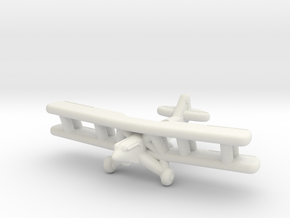 B2M2 Torpedo Bomber (Japan) in White Natural Versatile Plastic