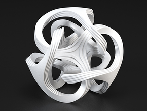 Ora, textured in White Strong & Flexible Polished