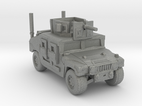 M1114 220 scale in Gray Professional Plastic