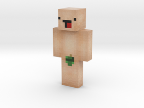 mAdnessDeath | Minecraft toy in Natural Full Color Sandstone