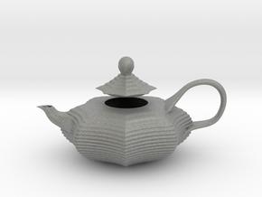 Decorative Teapot in Gray PA12
