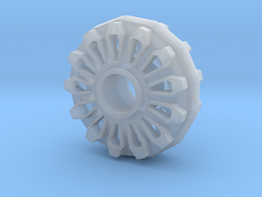 Main Sprocket - Standing Orientation in Smooth Fine Detail Plastic