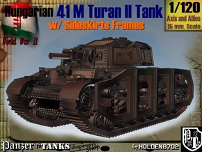 1-120 Hungarian 41M Turan II Sideskirts Frames in White Strong & Flexible