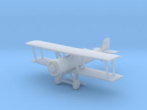 Marodi PA.28 Fighter Plane in Smooth Fine Detail Plastic