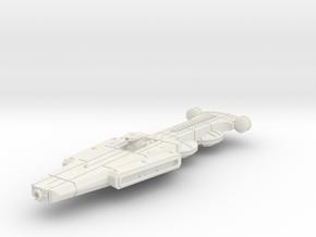 Orion (KON) Light Carrier CVL in White Natural Versatile Plastic