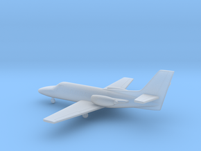 Cessna 500 Citation I in Smooth Fine Detail Plastic: 6mm