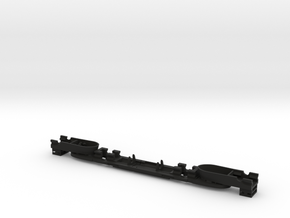 "EF-4 ""Little Joe"" Chassis in Black Natural Versatile Plastic"