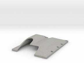 TF2 GCM LRT2 Trans/T-case Skid Plate LEFT SIDE in Aluminum