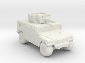 M1116 220 scale in White Natural Versatile Plastic