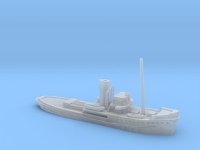 1/600th scale Shkval soviet tug boat in Smooth Fine Detail Plastic
