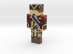 Sogekiings | Minecraft toy in Natural Full Color Sandstone