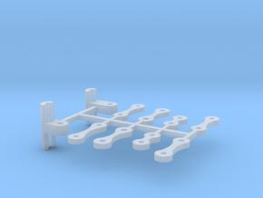 1/87 PK165 Crane Part in Smooth Fine Detail Plastic