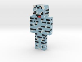 ijstijger blockje   Minecraft toy in Natural Full Color Sandstone