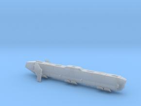 6mm Grav Frigate in Smooth Fine Detail Plastic