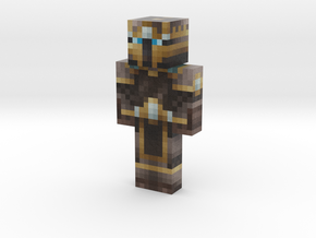 Label0 | Minecraft toy in Natural Full Color Sandstone