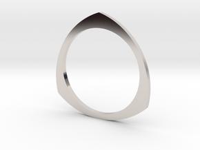 Reuleaux 15.27mm in Platinum