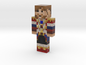 BobLennon | Minecraft toy in Natural Full Color Sandstone