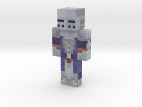 badaddy | Minecraft toy in Natural Full Color Sandstone