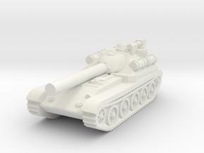 Su101 Tank Destroyer (Russia) in White Natural Versatile Plastic