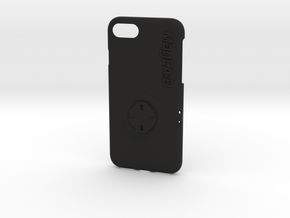 iPhone 8 Wahoo Mount Case - 19mm in Black Natural Versatile Plastic
