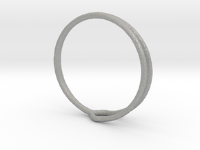 Ring 04 in Aluminum