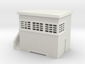 z-100-lms-arp-signal-box-small-lh in White Natural Versatile Plastic