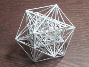 Inversion of Cuboctahedra in White Strong & Flexible