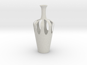 Vase 1155 in Natural Full Color Sandstone
