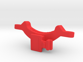 Specialized SWAT / Bontrager Flare R/RT Adapter in Red Processed Versatile Plastic