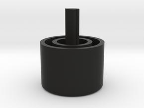 Prius Gen 2 Radio Volume/Tune Knob in Black Natural Versatile Plastic