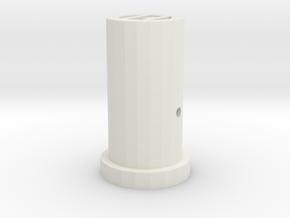 CM-16-H in White Natural Versatile Plastic