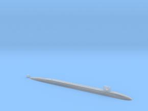 SSBN-742 WYOMING 1250 WL in Smooth Fine Detail Plastic