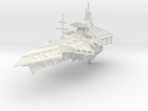 Crucero clase Devastador in White Natural Versatile Plastic