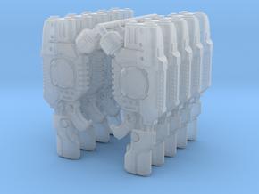 Van Saar Plasma gun x10  in Smoothest Fine Detail Plastic