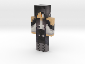 umbra assassin skin | Minecraft toy in Natural Full Color Sandstone