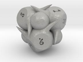 Droplet d12 in Aluminum